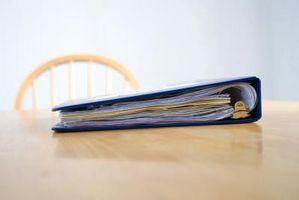 Cómo crear su propio planificador de día diario de tres anillos