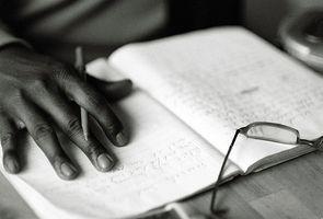 Cómo hacer una escritura de poesía juego