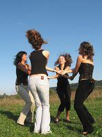 Juegos al aire libre para los adolescentes para jugar