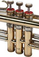 Cómo tocar la trompeta sobre C alta