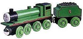 Cómo recoger a madera Thomas el tanque motor trenes