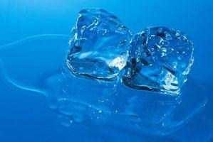 ¿Qué material derrite hielo?