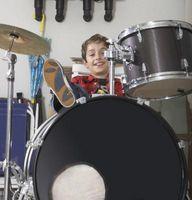 Cómo limpiar la batería Roland