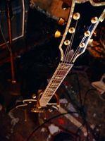 Cómo identificar un modelo de Guitarra PRS