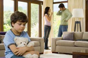 Los efectos de la tasa de divorcio en la dinámica familiar