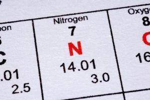 Hechos acerca de Gas nitrógeno