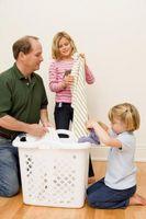 Ideas para rotar las tareas de los niños