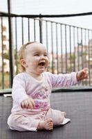 Cosas que hacer con un bebé de 9 meses
