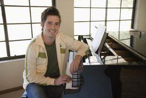 Cómo encontrar música de Piano de Neverland