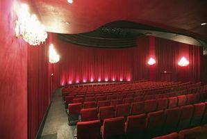 Artes de escenario teatral
