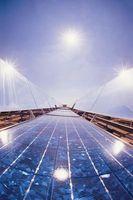Cómo medir una célula Solar IV curva