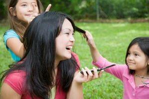 Cómo encontrar una niñera adolescente