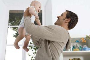 Ideas para muebles de la sala de bebé en lugar de cunas