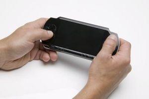 Cómo desmontar una PSP 1ª edición
