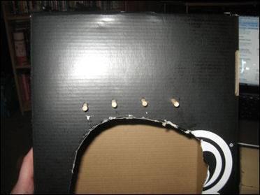 Cómo hacer una guitarra de una caja de zapatos