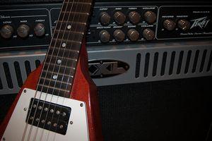 Amplificadores de guitarra de 8 Ohm y 4 Ohm