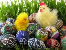Ideas de Pascua para niños pequeños