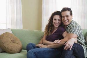 Ideas para una noche romántica barata en casa