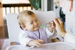 Cómo hacer que su bebé amante de los vegetales verdes