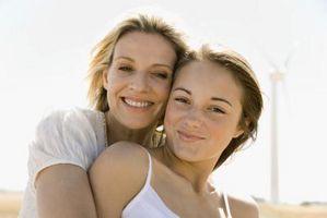 Cómo tratar con los adolescentes como un solo padre
