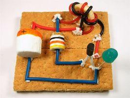 Entrada y salida las características de un Transistor NPN