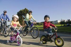 Cómo desarrollar las normas de seguridad con niños en edad preescolar