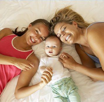 Dos mamás, una familia