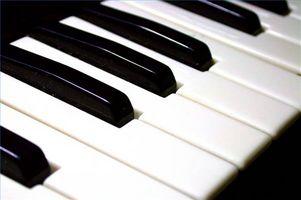 Cómo conectar un teclado Musical a un ordenador