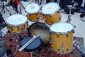 Cómo identificar Vintage Ludwig Drums