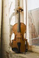 ¿Qué características de la Viola y el violín tienen en común?