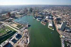 Información sobre actividades para los niños gratis en el área de Baltimore