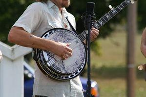 Cómo leer música de Banjo de 5 cuerdas