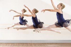 Campamentos de verano de danza para adolescentes