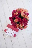 Las mejores decoraciones de mesa de boda rojo