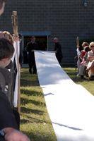 Ideas de ceremonia de boda al aire libre