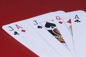 Ajustar las reglas del juego tarjeta