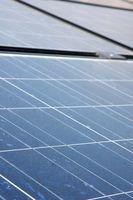 Efectos ambientales de la producción de energía Solar