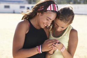Información sobre pulseras para mantener a los niños seguros