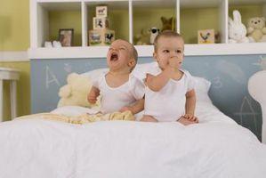 Cosas que hacer con los bebés gemelos