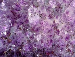 ¿Por qué se vuelve púrpura de cristal?