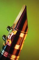 Como desinfectar un clarinete