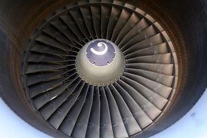Factores efectuar motor de turboventilador del empuje