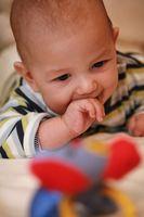 Consejos para lograr que su bebé al rodar sobre