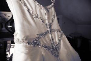 Cómo diseñar el vestido de Novia de la novia