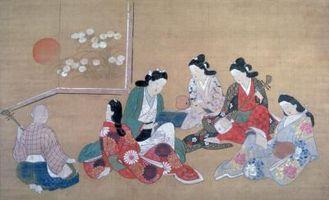 Características del estilo de arte japonés