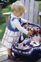 Los mejores juguetes para los bebés de tres meses
